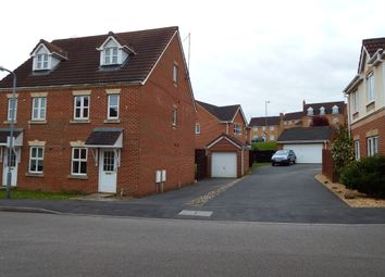 Thumbnail 3 bed semi-detached house to rent in Crome Close, Wellingborough