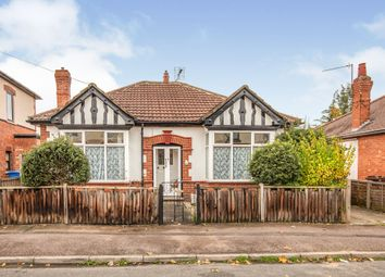 Thumbnail 2 bed detached bungalow for sale in Lindon Drive, Alvaston, Derby