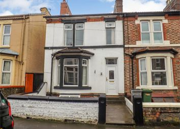 Thumbnail 3 bed end terrace house for sale in Urmson Road, Wallasey, Merseyside
