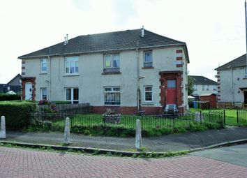 Thumbnail 2 bed flat for sale in Troon Street, Glasgow