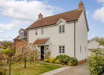 Thumbnail 4 bed detached house for sale in Heynings Close, Gainsborough, Lincolnshire