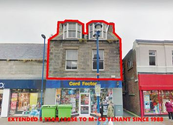 Thumbnail 2 bed flat for sale in 19-21 Broad Street, 1-3 Broad Street Lane, Fraserburgh AB439Ae