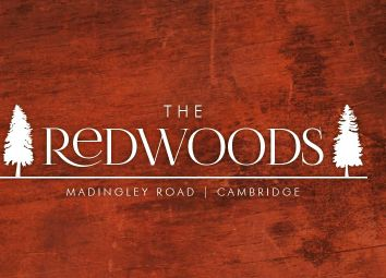 Thumbnail 1 bed flat for sale in The Redwoods, 34-36 Madingley Road, Cambridge