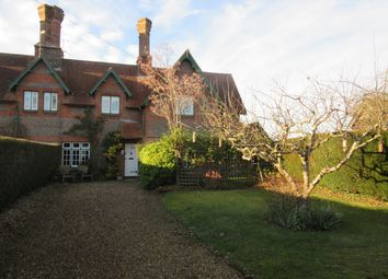 Thumbnail 2 bed cottage for sale in 3 Station Road, Basingstoke, Hampshire