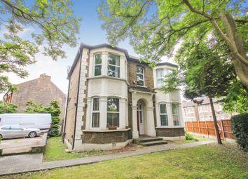 Thumbnail 2 bed flat to rent in Drayton Road, Leytonstone, London
