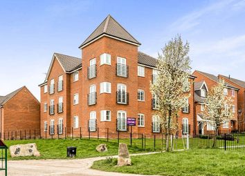 Thumbnail 2 bed flat for sale in Sherwood Walk, Middleton, Leeds