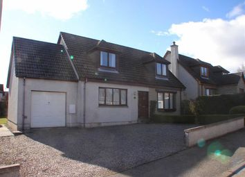 Thumbnail 4 bed detached house for sale in Beils Brae, Urquhart, Moray