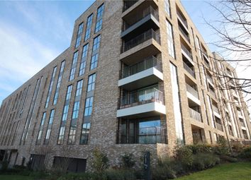 Thumbnail 2 bed flat to rent in Bodiam Court, 4 Lakeside Drive, London