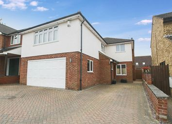 Thumbnail 5 bed detached house for sale in Fulfen Way, Saffron Walden