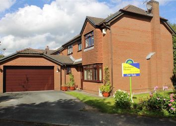 Thumbnail 4 bedroom detached house for sale in Sandybrook Close, Fulwood, Preston