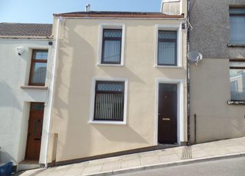 Thumbnail 3 bed terraced house to rent in Regent Street, Dowlais