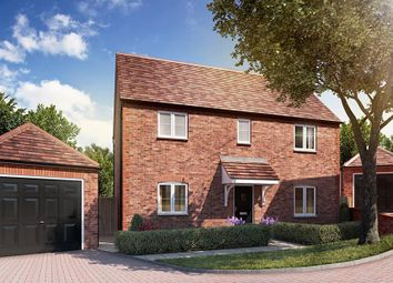 "Thumbnail 3 bedroom detached house for sale in ""The Datchet With Garden Room"" at Broughton Road, Banbury"