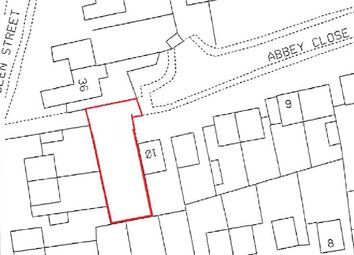 Thumbnail Land for sale in Abbey Close, Bozeat, Northamptonshire