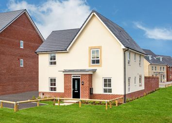 "Thumbnail 4 bedroom detached house for sale in ""Lincoln"" at Kepple Lane, Garstang, Preston"