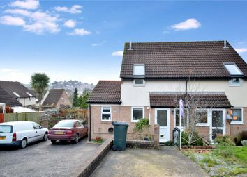 Thumbnail 3 bed semi-detached house for sale in Wildwoods Crescent, Newton Abbot, Devon