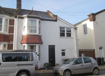 Thumbnail 4 bedroom end terrace house to rent in Kimberley Road, St Leonards, Exeter