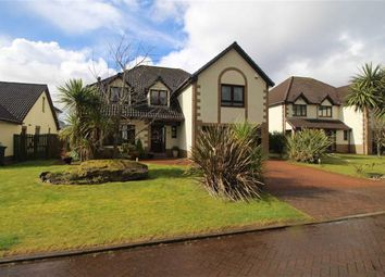 Thumbnail 5 bedroom detached house for sale in Leapmoor Drive, Wemyss Bay