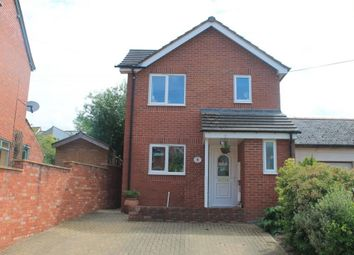 Thumbnail 3 bed detached house to rent in Brook Street, Ottery St. Mary
