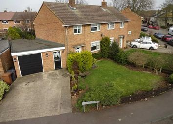 Thumbnail 3 bed semi-detached house for sale in Lymington Road, Fishers Green, Stevenage, Herts
