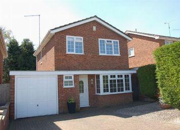 Thumbnail 3 bed detached house for sale in Underbank Lane, Moulton Leys, Northampton