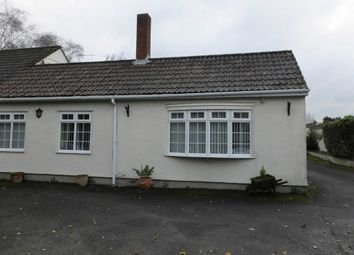 Thumbnail 1 bed bungalow to rent in Shortwood Road, Pucklechurch, Bristol