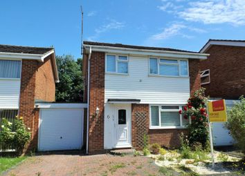Thumbnail 3 bedroom link-detached house for sale in Wokingham, Berkshire