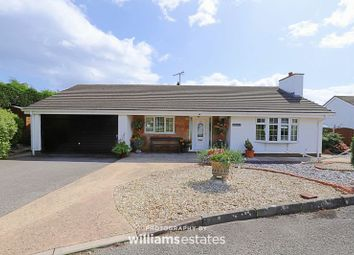 Thumbnail 2 bed detached bungalow for sale in Glasfryn, Henllan, Denbigh
