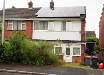 Thumbnail 3 bed semi-detached house for sale in Bridge Close, Trench Telford