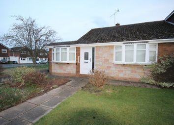 Thumbnail 2 bed semi-detached bungalow for sale in Oak Drive, Wheaton Aston, Stafford