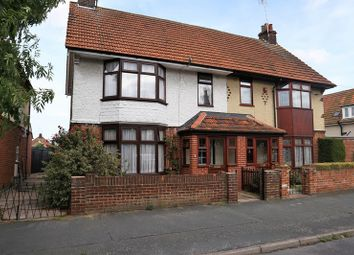 Thumbnail 3 bed semi-detached house for sale in Highfield Avenue, Dovercourt, Harwich