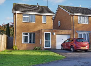 Thumbnail 3 bed link-detached house for sale in Ashburnham Close, Swindon