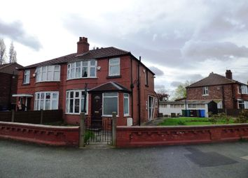 Thumbnail 4 bedroom semi-detached house to rent in Finchley Road, Fallowfield, Manchester