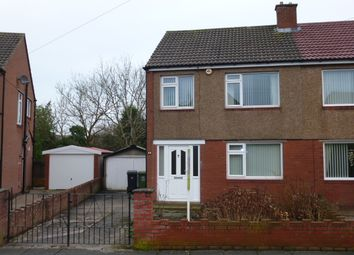 Thumbnail 3 bed semi-detached house to rent in 44 Eden Park Crescent, Carlisle