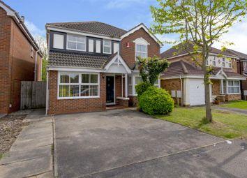 Thumbnail 4 bed detached house for sale in Goldcrest Road, Cinderhill, Nottinghamshire