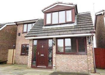 Thumbnail 4 bed detached house to rent in Oakham Close, Bury