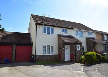 Thumbnail 3 bedroom semi-detached house to rent in Oak Close, Yate, Bristol