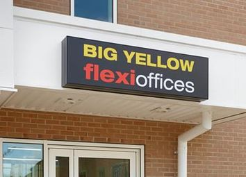 Thumbnail Office to let in Big Yellow Self Storage Chester, The Printworks, Sealand Road, Chester