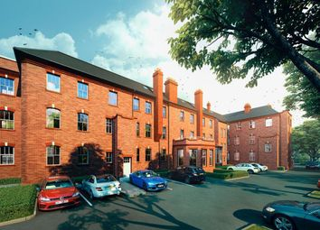 Thumbnail 3 bed flat for sale in The Woodlands, Willow Road, Bournville, Birmingham
