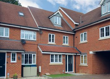 Thumbnail 4 bed terraced house for sale in Alford Close, Sandhurst