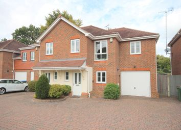 Oaklands, Redford Avenue, Horsham RH12. 3 bed end terrace house