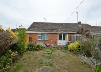 Thumbnail 2 bed bungalow for sale in Saltash Close, Wigston