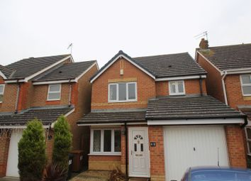 Thumbnail 3 bed detached house to rent in Brunel Drive, Upton, Northampton