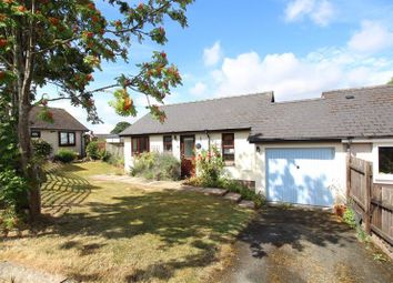 Thumbnail 2 bed semi-detached bungalow for sale in Beacons View, Trefecca, Brecon