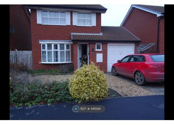 Thumbnail 3 bed detached house to rent in St Andrews Crescent, Stratford-Upon-Avon