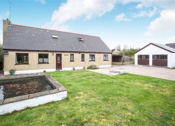 Thumbnail 4 bed detached bungalow for sale in Well Road, Waterston, Milford Haven