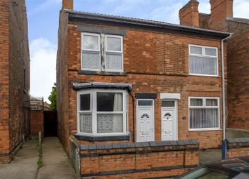 Thumbnail 3 bed semi-detached house for sale in New Tythe Street, Long Eaton, Nottingham