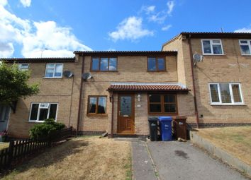 Thumbnail 3 bed terraced house for sale in Meynell Close, Burton-On-Trent