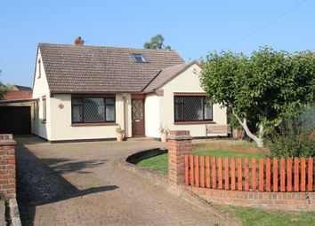 Thumbnail 3 bed detached bungalow for sale in Crescent Road, Tollesbury, Maldon