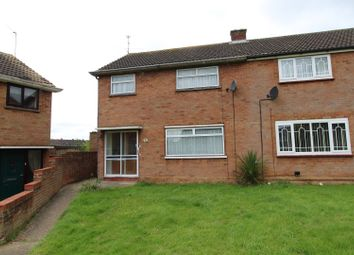 Thumbnail 3 bed semi-detached house for sale in Angus Drive, Bletchley