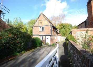 Thumbnail 2 bed detached house for sale in Paddock Road, Caversham, Reading